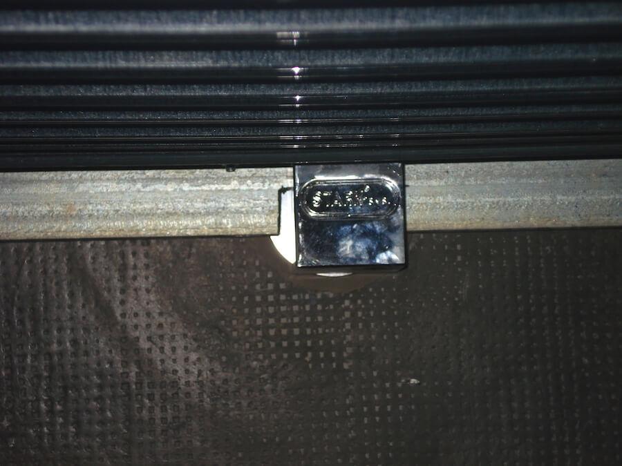 Candado Seguridad Puerta Enrollable