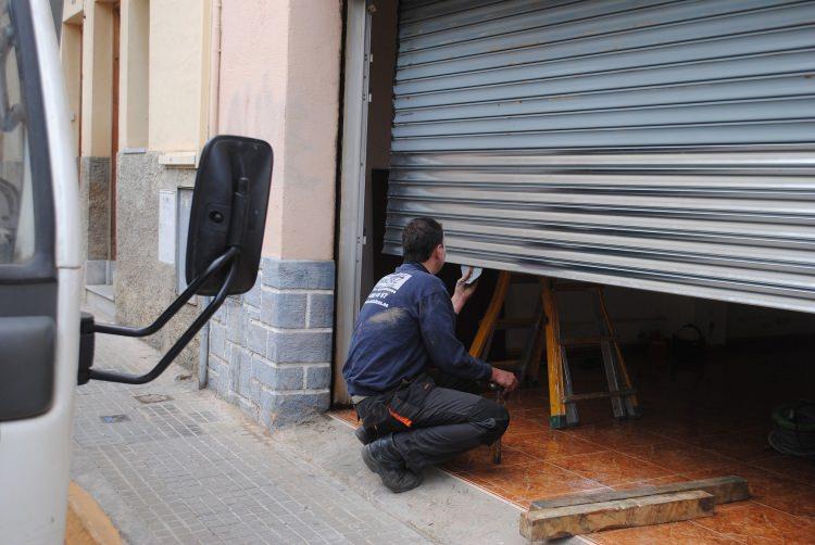 reparación de puerta en ripollet