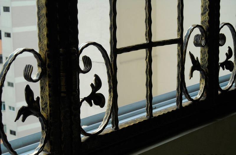 Reja para ventana