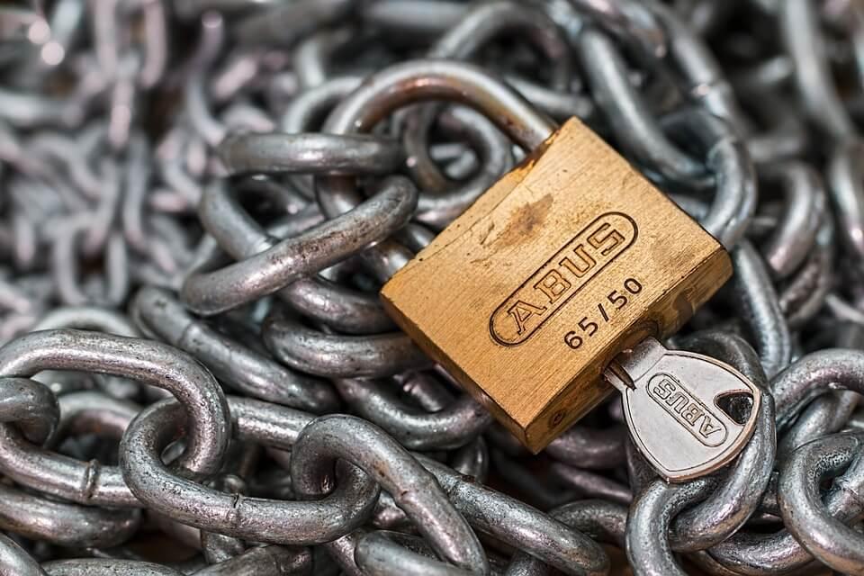 candados de seguridad para tu negocio
