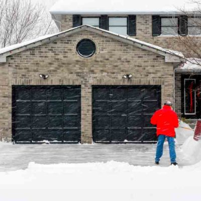 Garaje-invierno